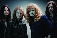 JKL Megadeth Outdoor Mini-Concert